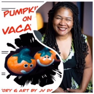 Pumpkins on Vacation by JV Davenport