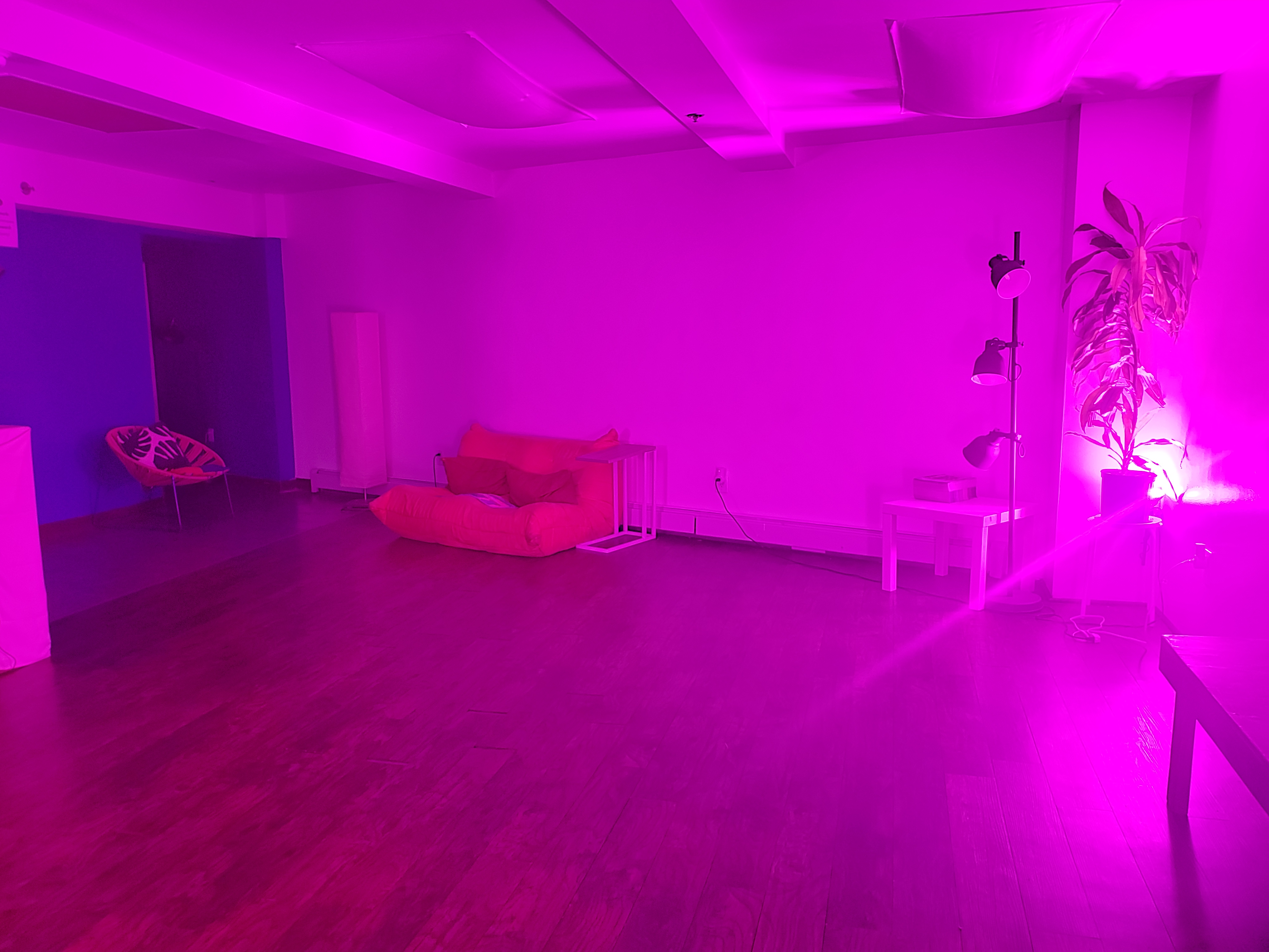Basement of New Women Space