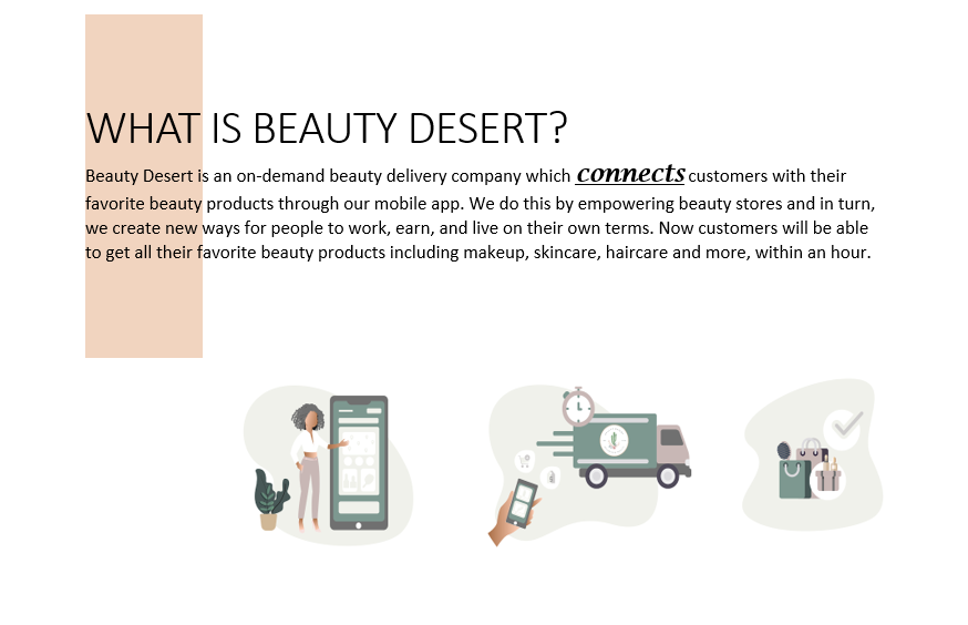 What is Beauty Desert?