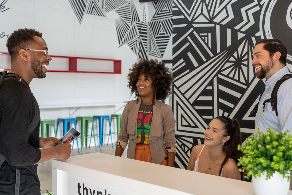 Thynk Global Coworking and Event Space in Miami, FL