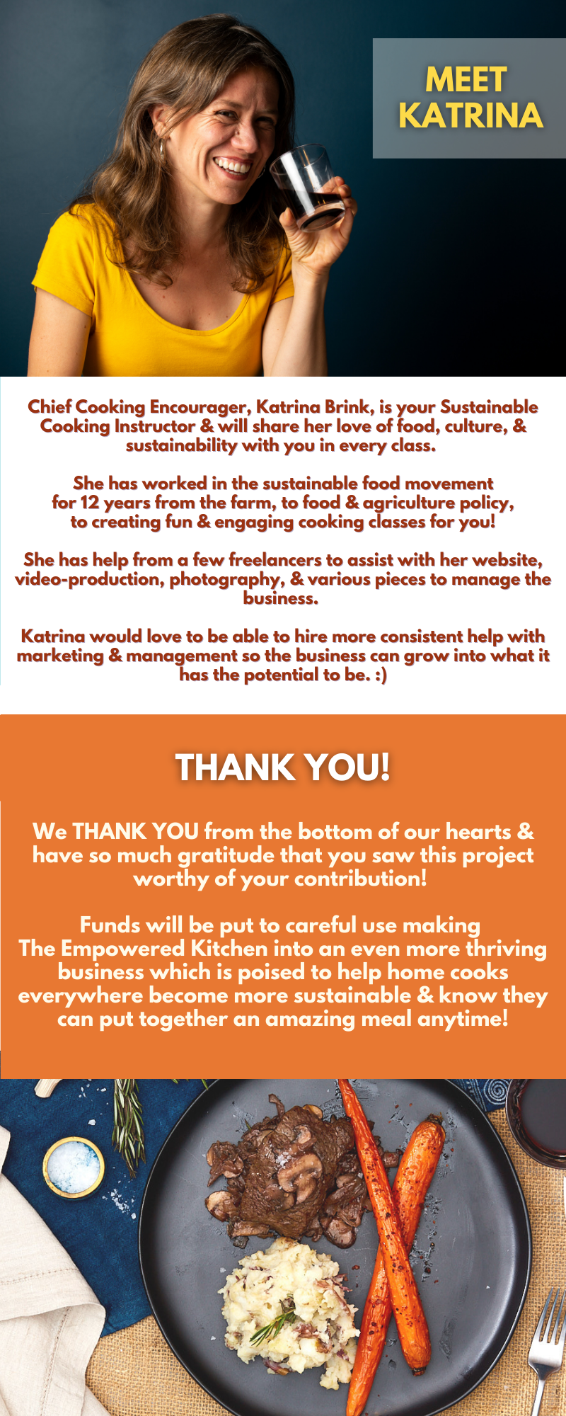 page 4 of crowdfunding campaign