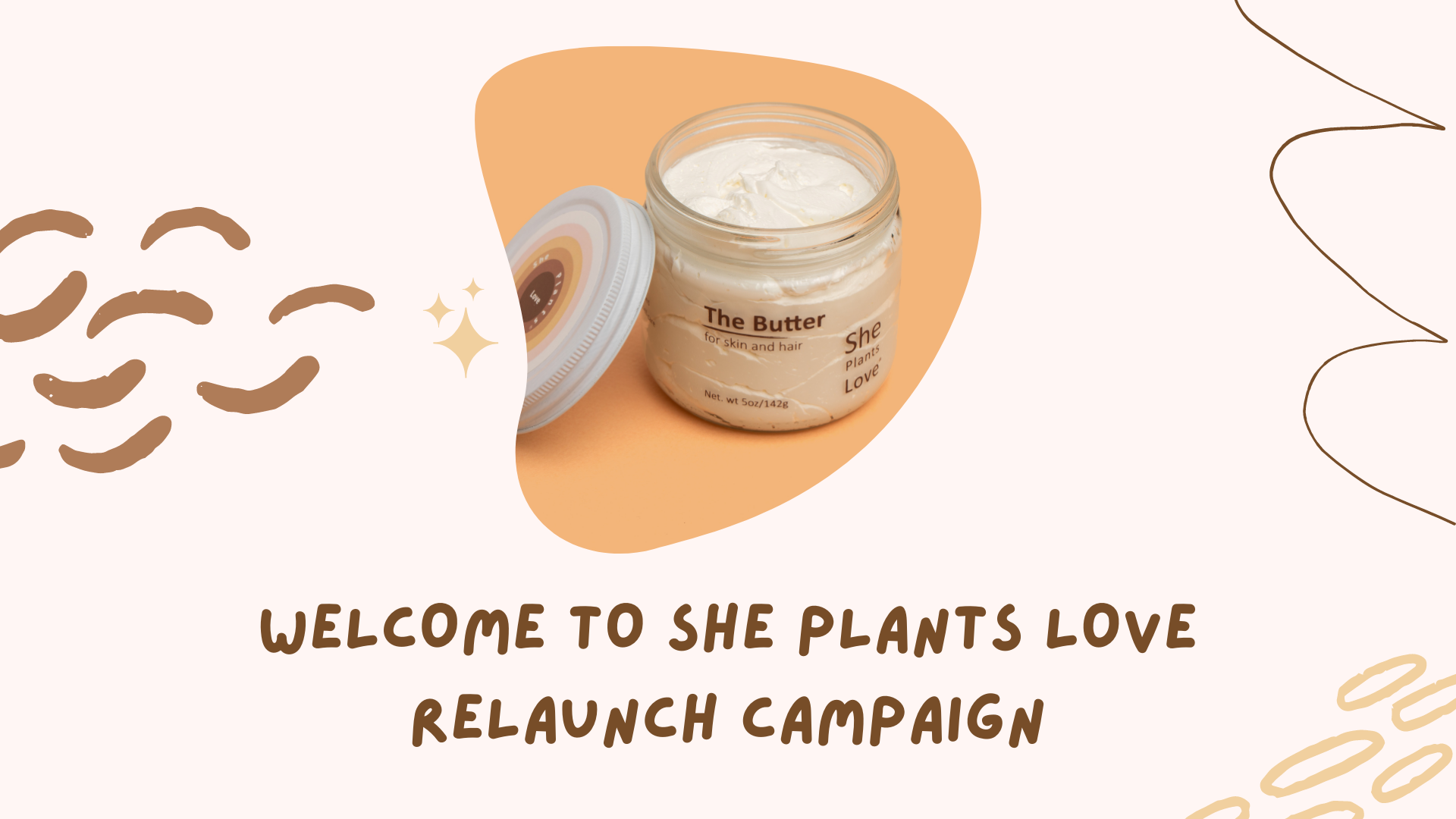 She Plants Love brand images
