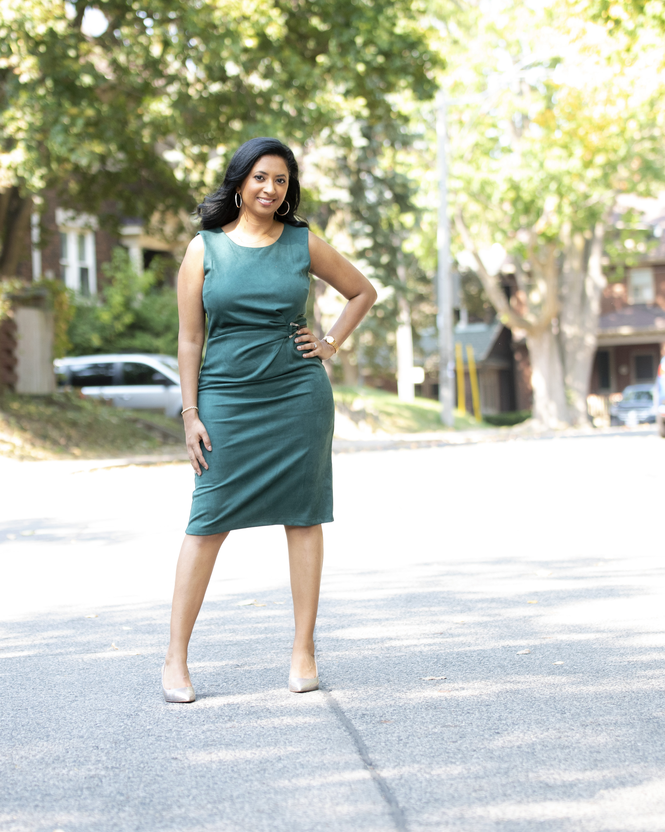 Jennifer Singh, CEO of She's Newsworthy Media