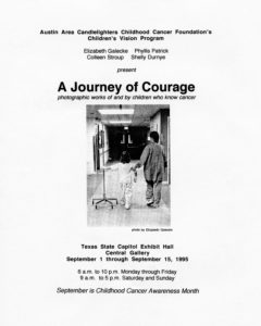 A Journey of Courage Flyer