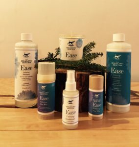 The Healing Hound: Ease Product Line