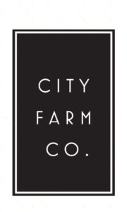 CITY FARM CO. LOGO