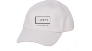HERBAN - Unreconstructed Soft Knit Cap (white)
