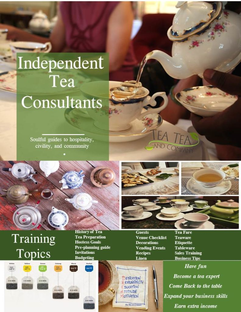 Independent Consultant Training Topics