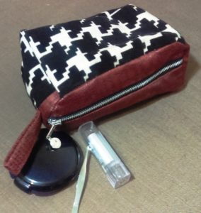 MC makeup bag