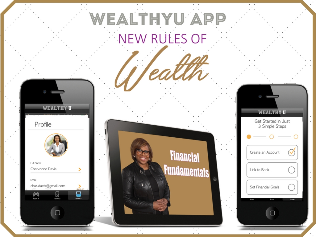 New Rules of Wealth App Update 2