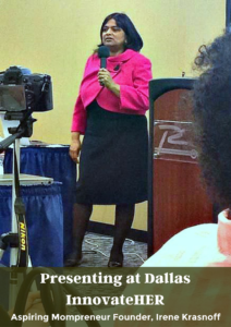 Presenting At Dallas InnovateHER