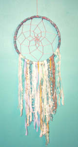 Bohemian Dream Catcher, 10 inch