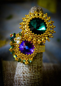 beYOUteous handcrafted beaded rings