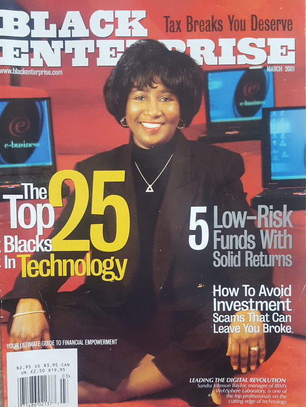 dr. sandra johnson ibm