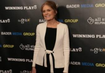 gloria Steinem winning plays
