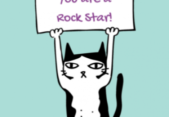 You are a Rock Star!