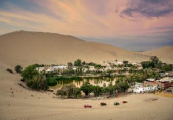 huacachina vista